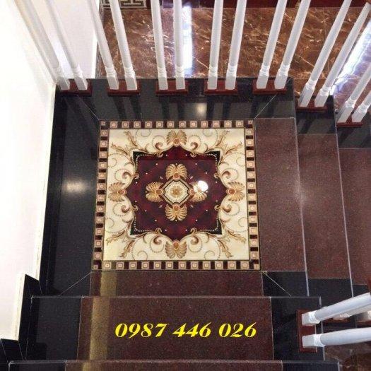 Gạch thảm chiếu nghỉ vuông 80x80cm HP6890