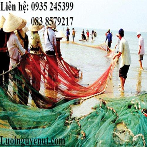 Lưới kéo cá chuyên nghiệp Nguyễn Út6