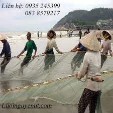 Lưới kéo cá chuyên nghiệp Nguyễn Út3