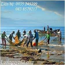 Lưới kéo cá chuyên nghiệp Nguyễn Út2