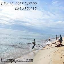 Lưới vét cá chuyên nghiệp Nguyễn Út0
