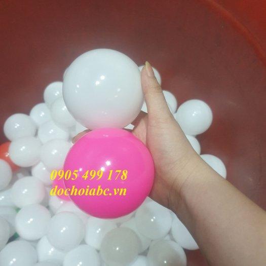 Bóng nhựa khu vui chơi trẻ em chất lượng nhất tại Việt Nam2