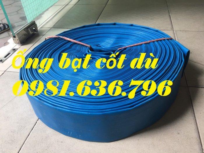 Báo giá ống nước cốt vải phủ nhựa phi 10019