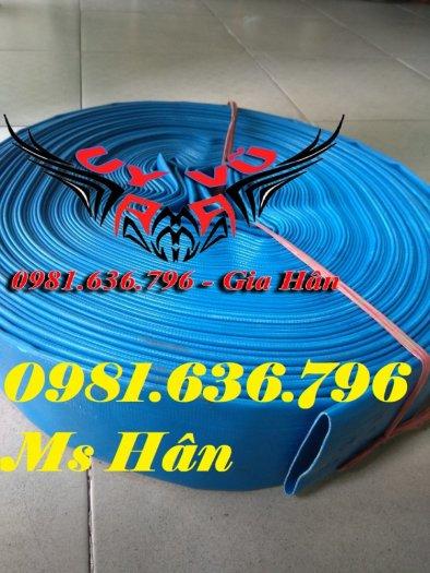 Báo giá ống nước cốt vải phủ nhựa phi 10017