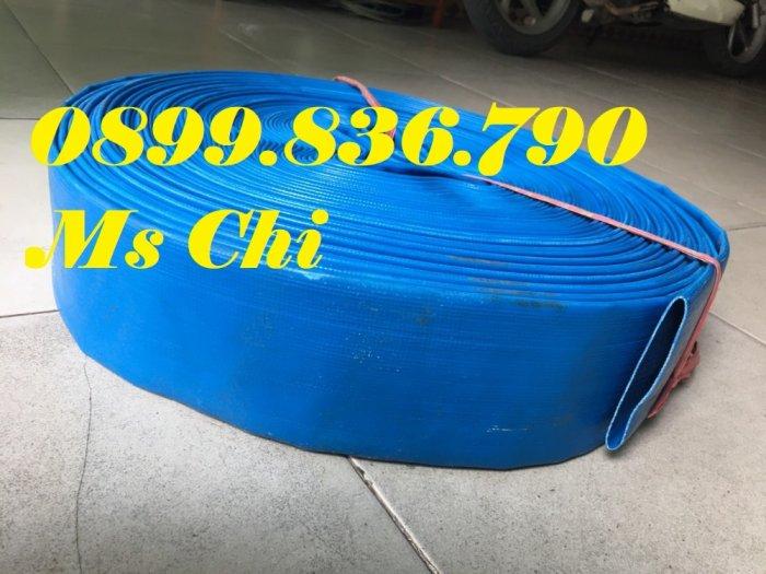 Báo giá ống nước cốt vải phủ nhựa phi 10015