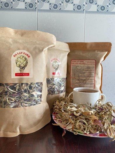 Bông Atiso sấy khô (túi zip 250g)1