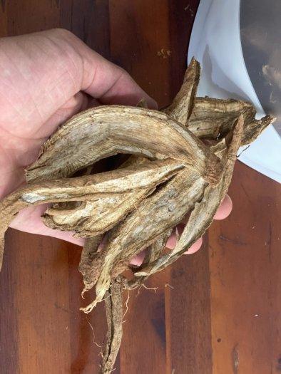Bông Atiso Đà Lạt sấy khô (túi zip 250g)0