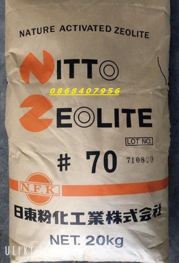 Zeolite Nhật Bản1