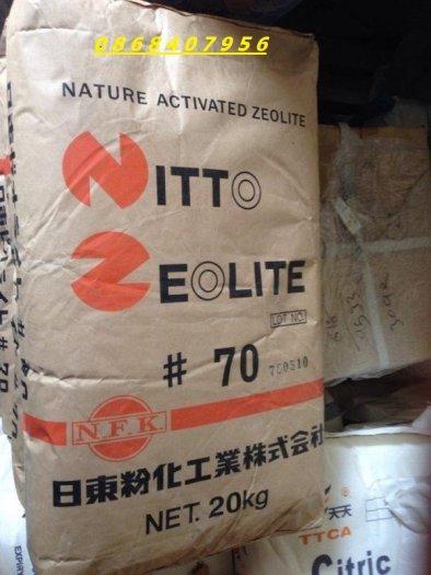 Zeolite Nhật Bản0