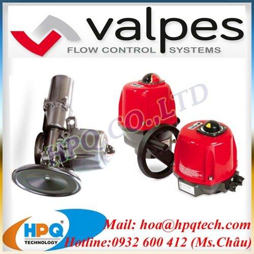 Nhà cung cấp Valpes Việt Nam | Bộ truyền động điện Valpes1