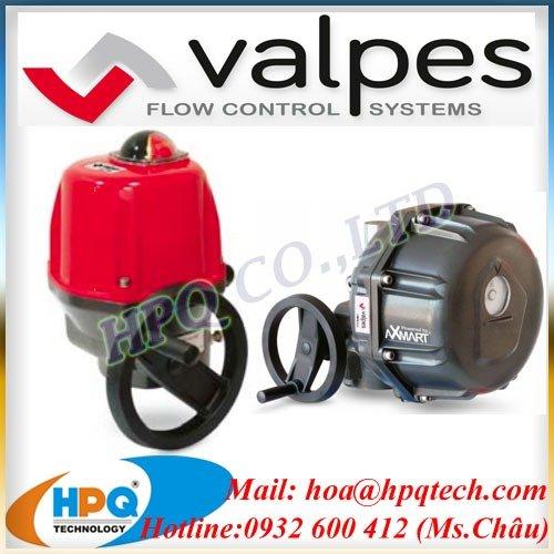 Nhà cung cấp Valpes Việt Nam | Bộ truyền động điện Valpes0