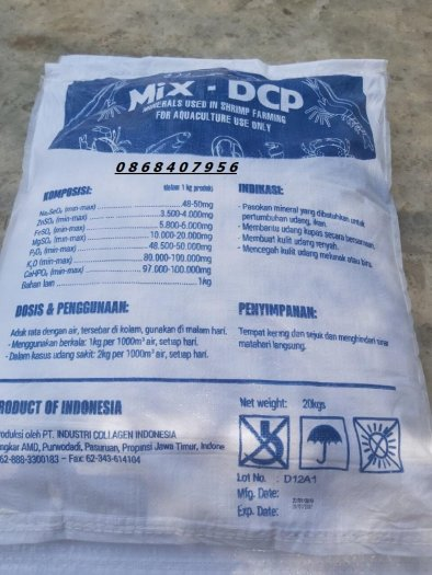 Khoáng tổng hợp Mix dcp0
