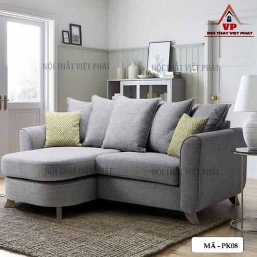 Mẫu Sofa Vải Cao Cấp Cho Phòng Khách0