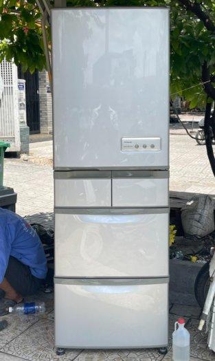 Tủ lạnh nội địa Nhật HITACHI R-S42ZM --415LIT--date 20109
