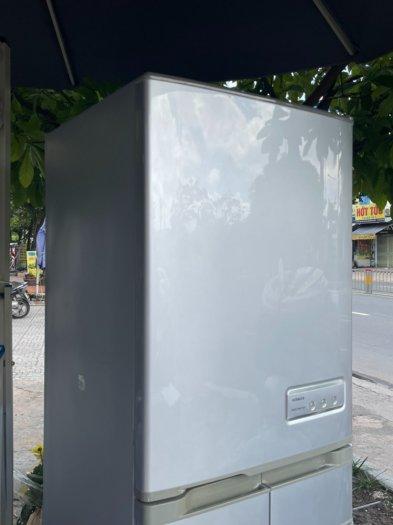 Tủ lạnh nội địa Nhật HITACHI R-S42ZM --415LIT--date 20108