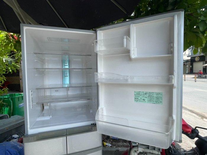 Tủ lạnh nội địa Nhật HITACHI R-S42ZM --415LIT--date 20104