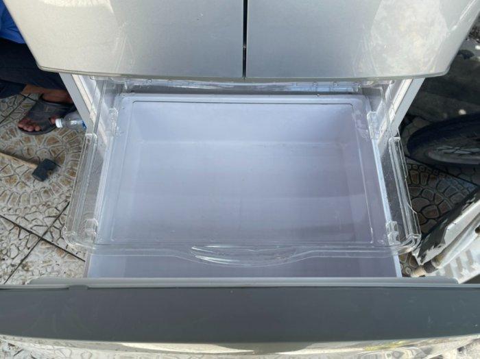 Tủ lạnh nội địa Nhật HITACHI R-S42ZM --415LIT--date 20102