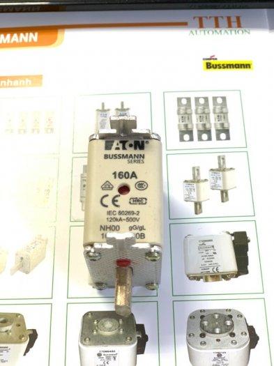 160NHG00B Cầu chì Bussmann xuất xứ Ấn Độ - Nhà phân phối chính thức tại Việt Nam3