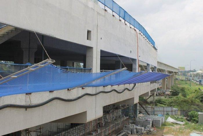 Lưới an toàn PE 2,5cm1
