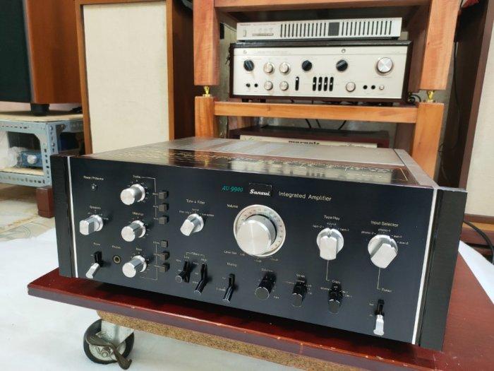 AMPLI SANSUI AU-99002