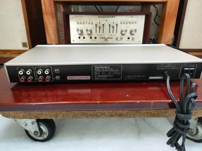 EQUALIZER TECHNICS SH - 80451