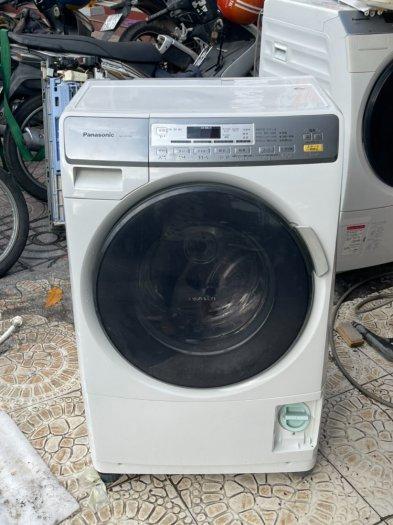 Máy giặt nội địa PANASONIC NA-VD100 giặt 6kg Sấy khô 3kg Date 20118