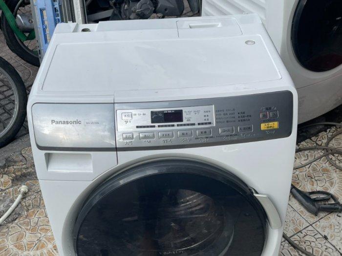 Máy giặt nội địa PANASONIC NA-VD100 giặt 6kg Sấy khô 3kg Date 20117