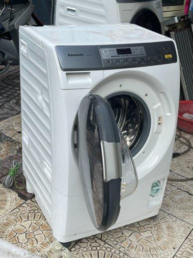 Máy giặt nội địa PANASONIC NA-VD100 giặt 6kg Sấy khô 3kg Date 20115