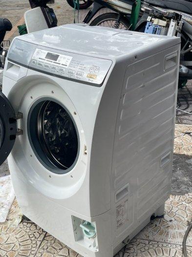 Máy giặt nội địa PANASONIC NA-VD100 giặt 6kg Sấy khô 3kg Date 20114