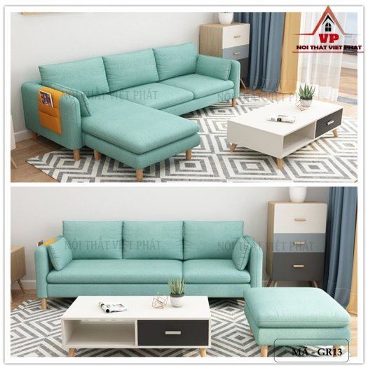Ghế Sofa Vải Giá Rẻ Đẹp1