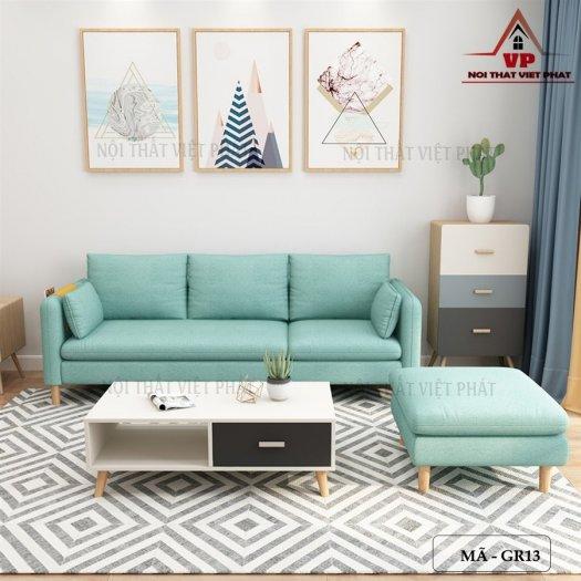 Ghế Sofa Vải Giá Rẻ Đẹp0