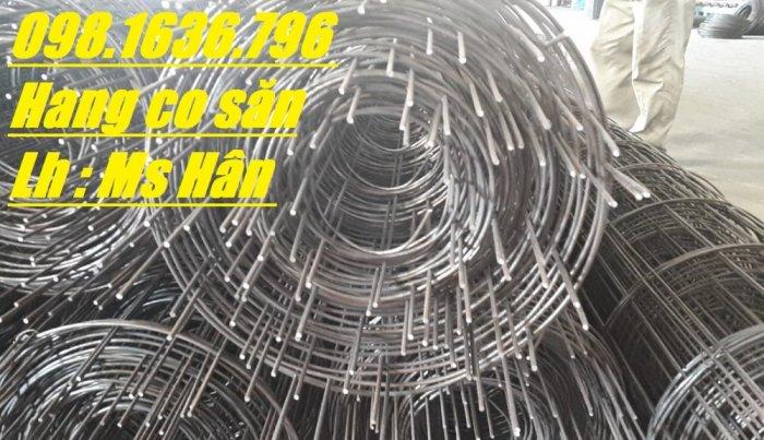 Lưới thép hàn D2 a25*25 , D2 a30*30mm mạ kẽm.2