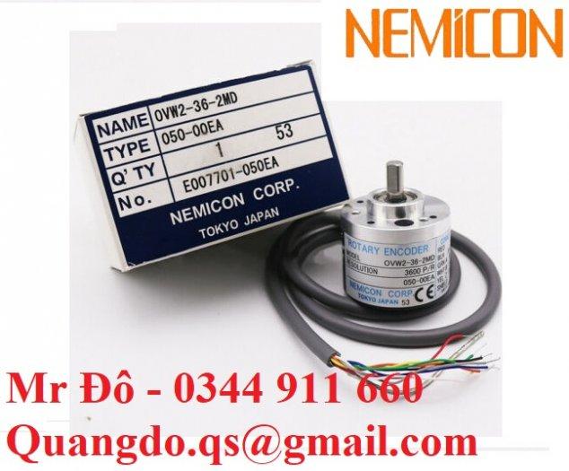 Đại lý encoder Nemicon tại Việt Nam1