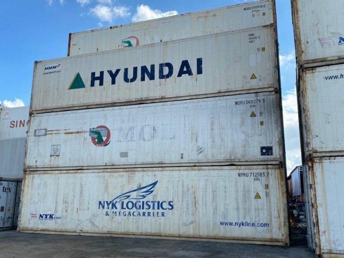 Container làm kho lạnh 64m31