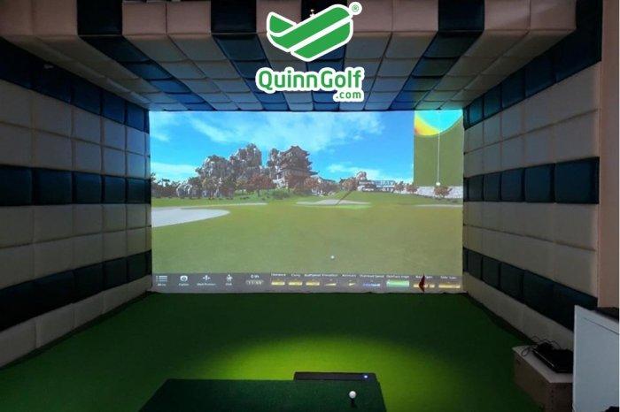 Gói phòng tập Golf1