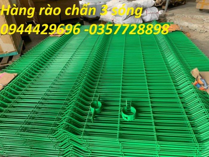 Hàng Rào Lưới Thép Hàn Mạ Kẽm Sơn Tĩnh Điện D5 A 50X150, 50X2006