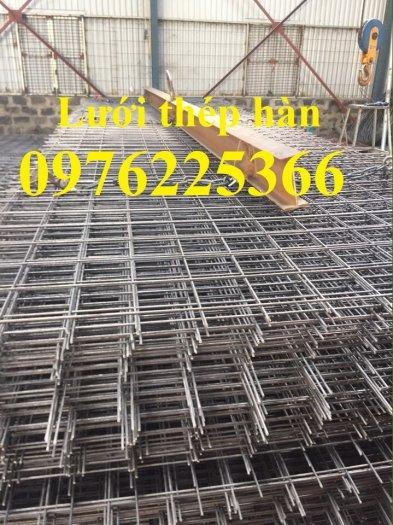 Lưới thép hàn D6 A200x200, D6 A150x150, D6 a100x1008