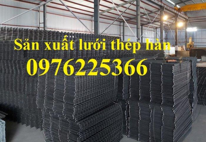 Lưới thép hàn D6 A200x200, D6 A150x150, D6 a100x1005