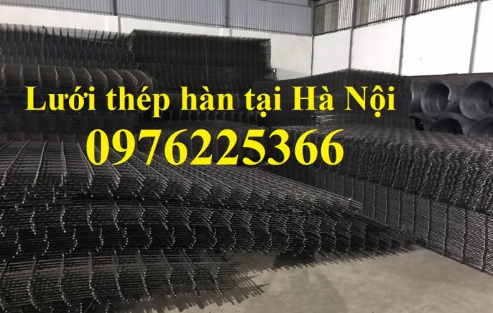 Lưới thép hàn D6 A200x200, D6 A150x150, D6 a100x1003