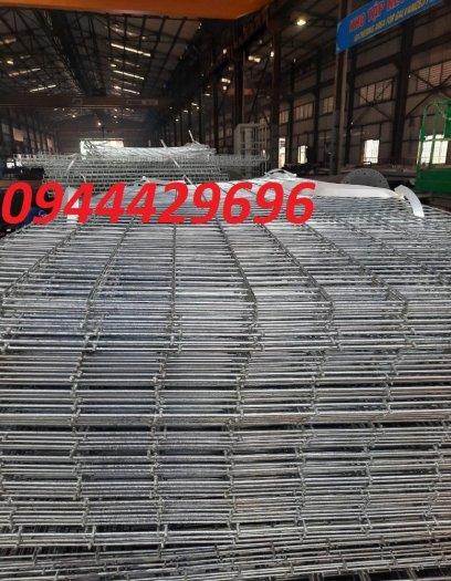 Hàng Rào Lưới Thép Hàn Mạ Kẽm Sơn Tĩnh Điện D5 A 50X150, 50X2005