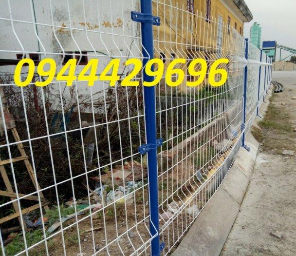 Hàng Rào Lưới Thép Hàn Mạ Kẽm Sơn Tĩnh Điện D5 A 50X150, 50X2004