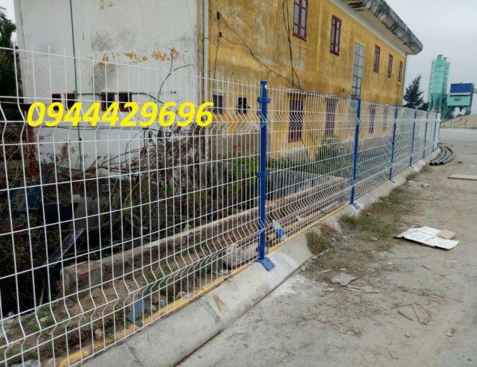Hàng Rào Lưới Thép Hàn Mạ Kẽm Sơn Tĩnh Điện D5 A 50X150, 50X2003