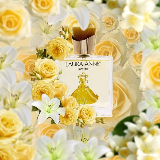 Nước hoa nữ Laura Anne Little Gold Dress 50ml1