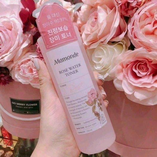 Nước hoa hồng Mamonde0