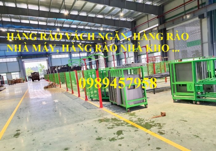 Lưới thép hàng rào có sẵn D5 50x150, D5 50x200 mạ kẽm, Lưới hàng rào mạ kẽm nhúng nóng1
