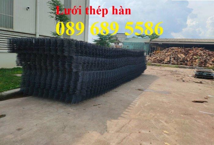Lưới thép đổ bê tông phi 4 150x150, Thép đổ sàn phi 4 a 200x200, Lưới chống nóng D4 200x2009