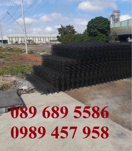 Lưới thép đổ bê tông phi 4 150x150, Thép đổ sàn phi 4 a 200x200, Lưới chống nóng D4 200x2005