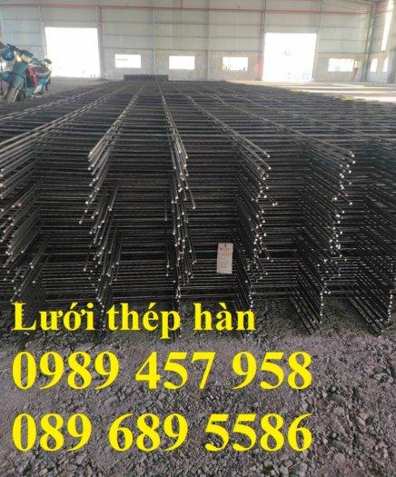 Lưới thép đổ bê tông phi 4 150x150, Thép đổ sàn phi 4 a 200x200, Lưới chống nóng D4 200x2004