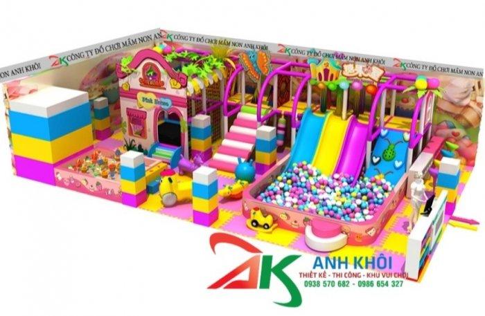 Khu vui chơi trẻ em giá rẻ nhất thị trường1