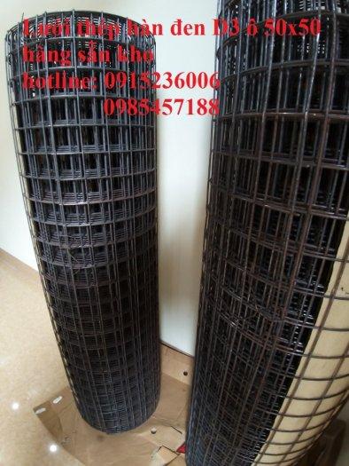 Lưới thép hàn mạ kẽm, lưới thép hàn phi 3 ô 50x50mm sẵn kho tại Hưng Yên6